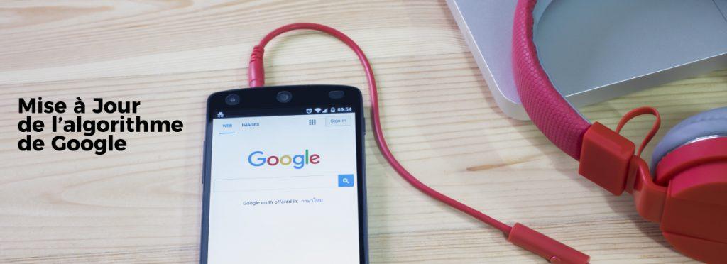 Google annonce une mise à jour majeure de son algorithme