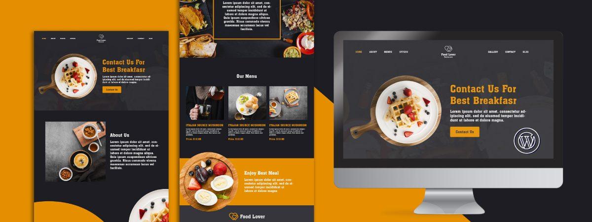 Les meilleurs site et plugins pour restaurant