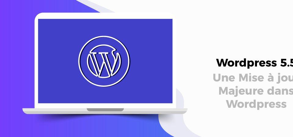 website tunisie wordpress 5.5
