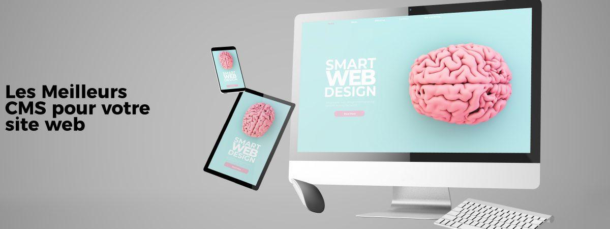 8 meilleurs logiciels de CMS pour créer un site web